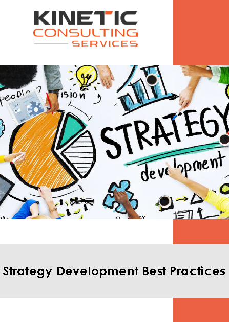 strategy paper cover